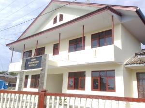 Rehab Gedung Pertemuan Desa Taraju
